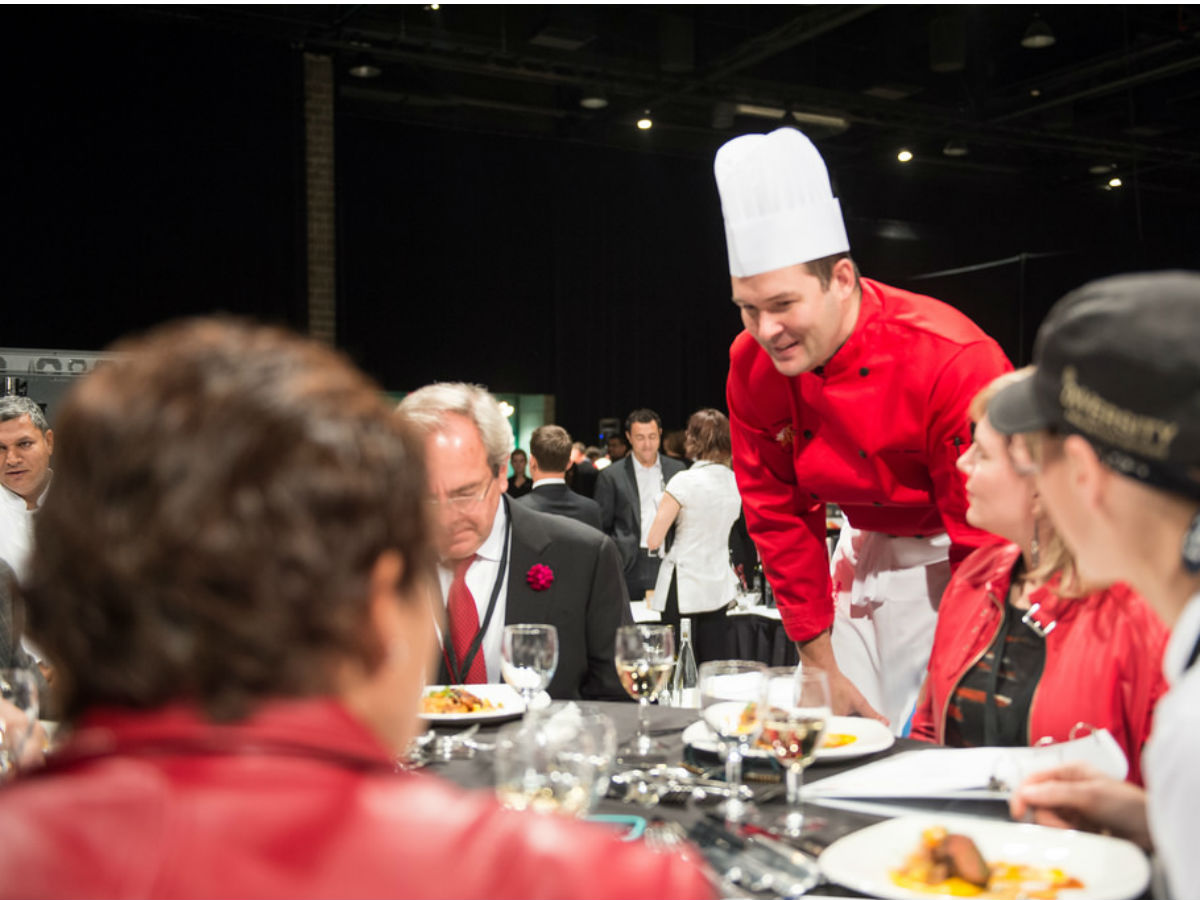 Gold Medal Plates preview with past winner chef Luc Jean -