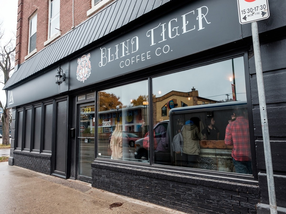 Blind Tiger is burning bright with great booze and refined food on South Osborne -