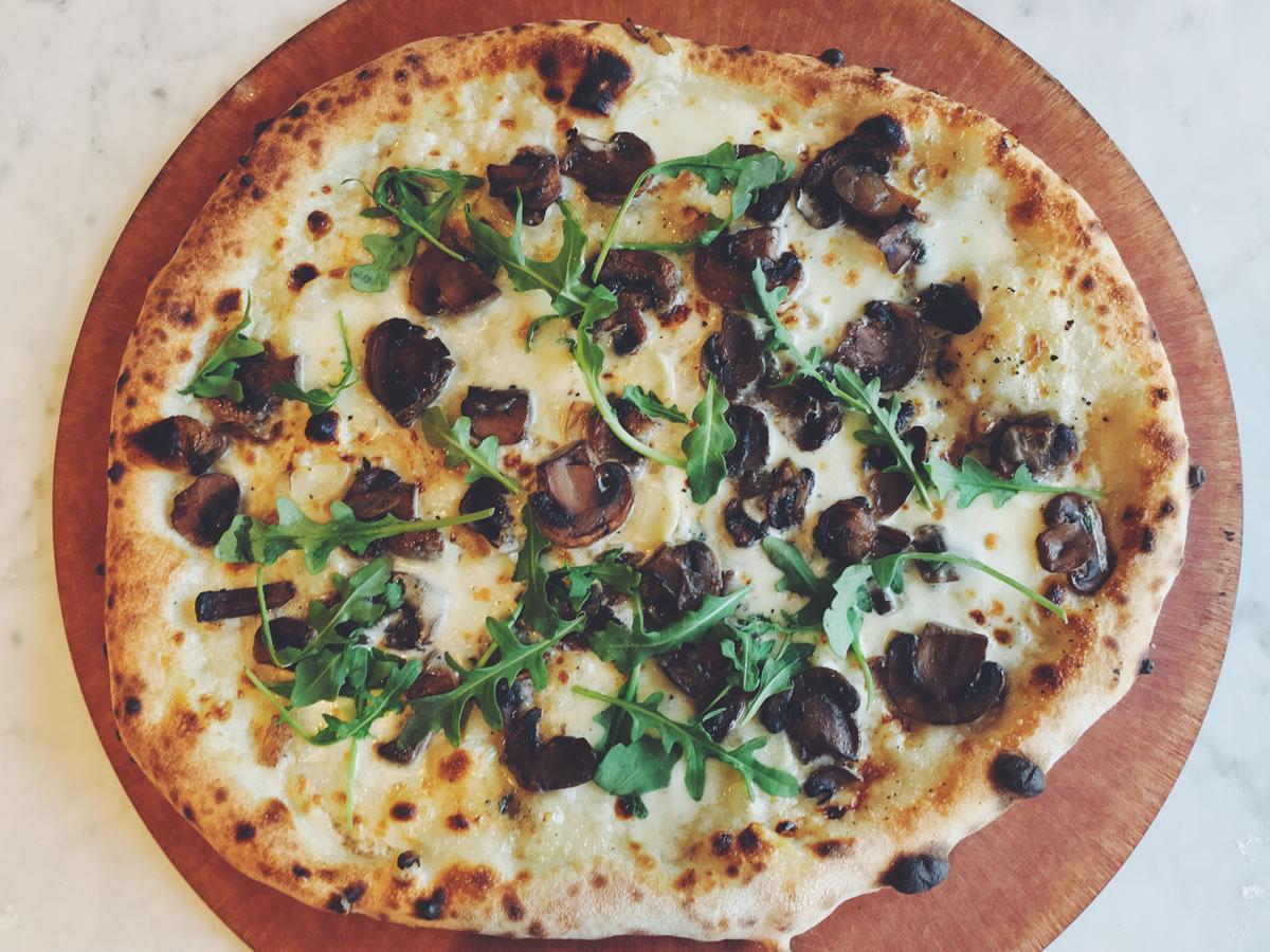 Vera Pizzeria e Bevande makes being delcious look so easy -