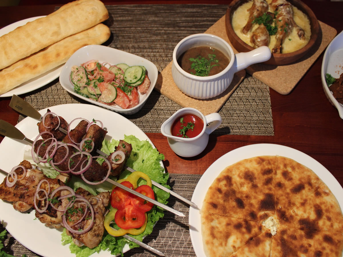 New & Notable: Saperavi brings the flavours of Georgia (the country) to Winnipeg -