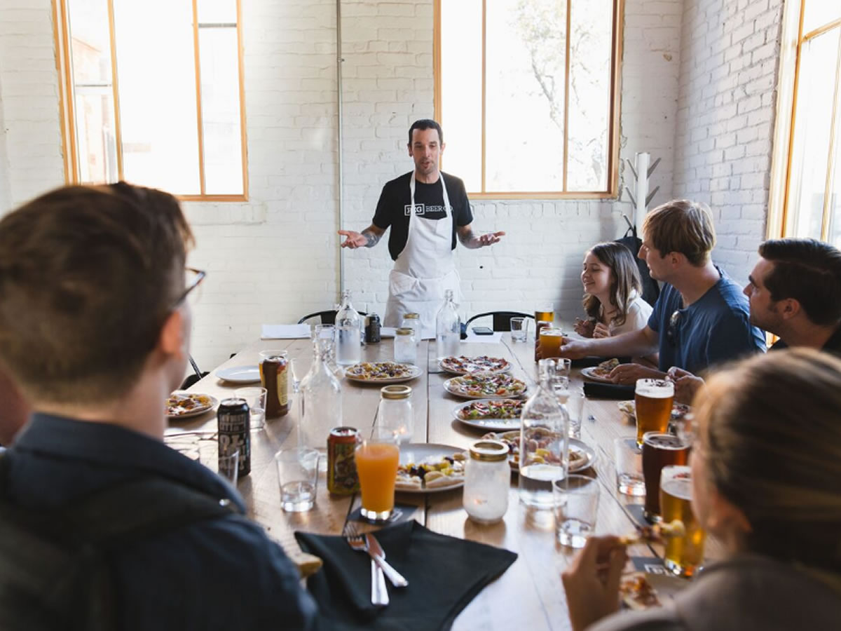 Brunch? Beer? Worldly cuisine? Yup, Winnipeg has a tour for that -