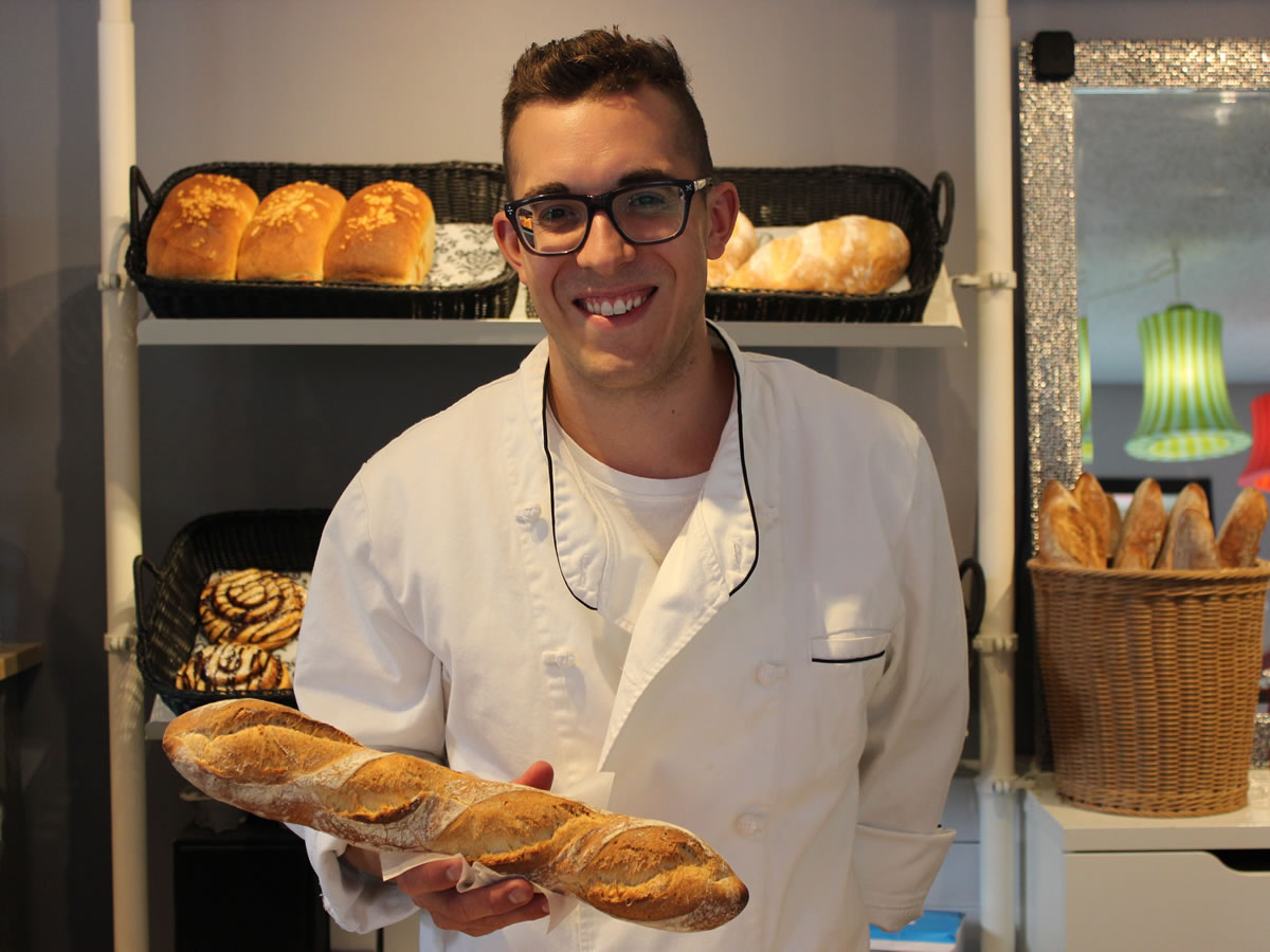 The first year has been a beauty for St. Boniface's La Belle Baguette -