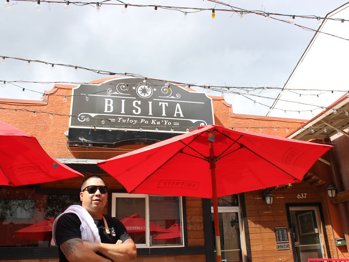 New & Notable: Bisita goes all out with Filipino hospitality and flavour - Roddy Seradilla - credit PCG