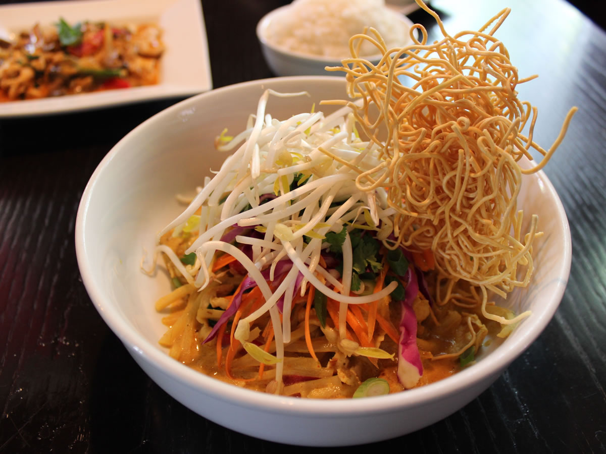 Coconut curry magic continues at family affair Sabai Thai -