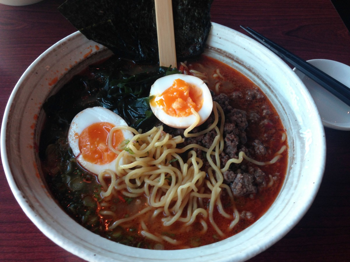 How chef Edward Lam at Yujiro is making Winnipeg's best ramen - Spicy miso ramen (PCG)