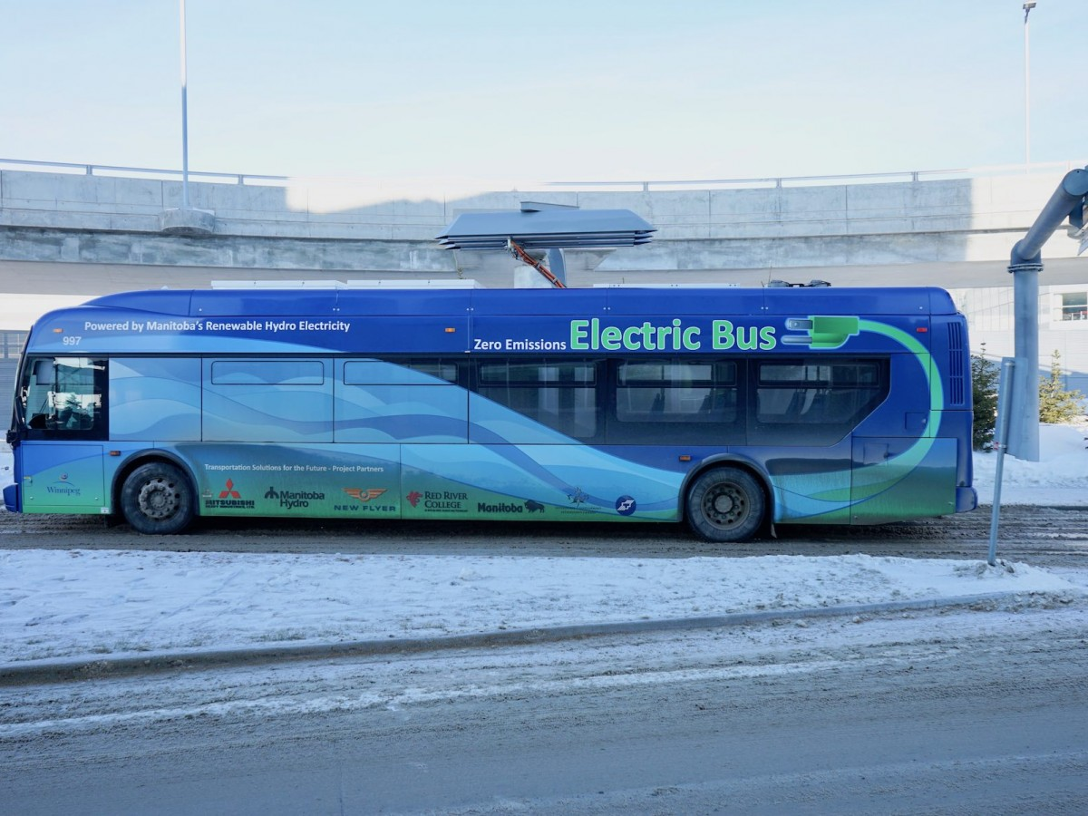 How New Flyer Industries Makes The Most Of A Winnipeg Winter Peg City Grub Tourism Winnipeg