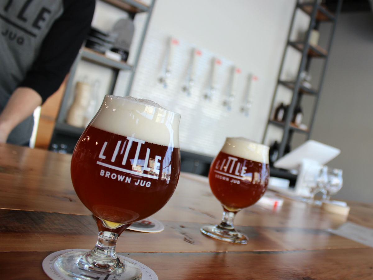 Getting crafty with Winnipeg's ever-growing microbrewery scene - Little Brown Jug's 1919 Belgian Pale Ale (PCG)