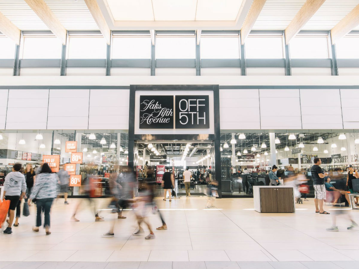 Black Friday at Outlet Collection Winnipeg is the spot for all the chicest sales  - Photo by Mike Peters