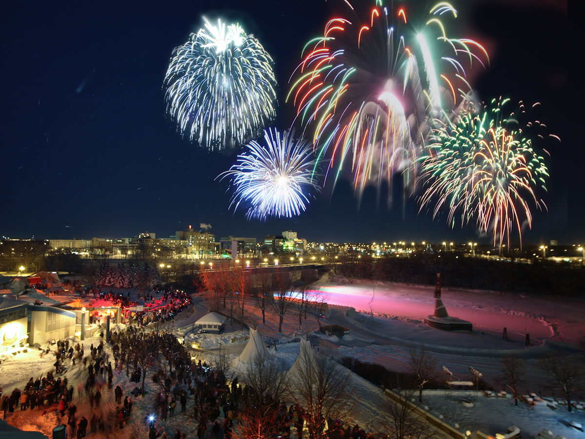 Where Winnipeg's biggest New Year's Eve parties are at - The Wawanesa Insurance Family New Year's Eve at The Forks is always incredible (The Forks)