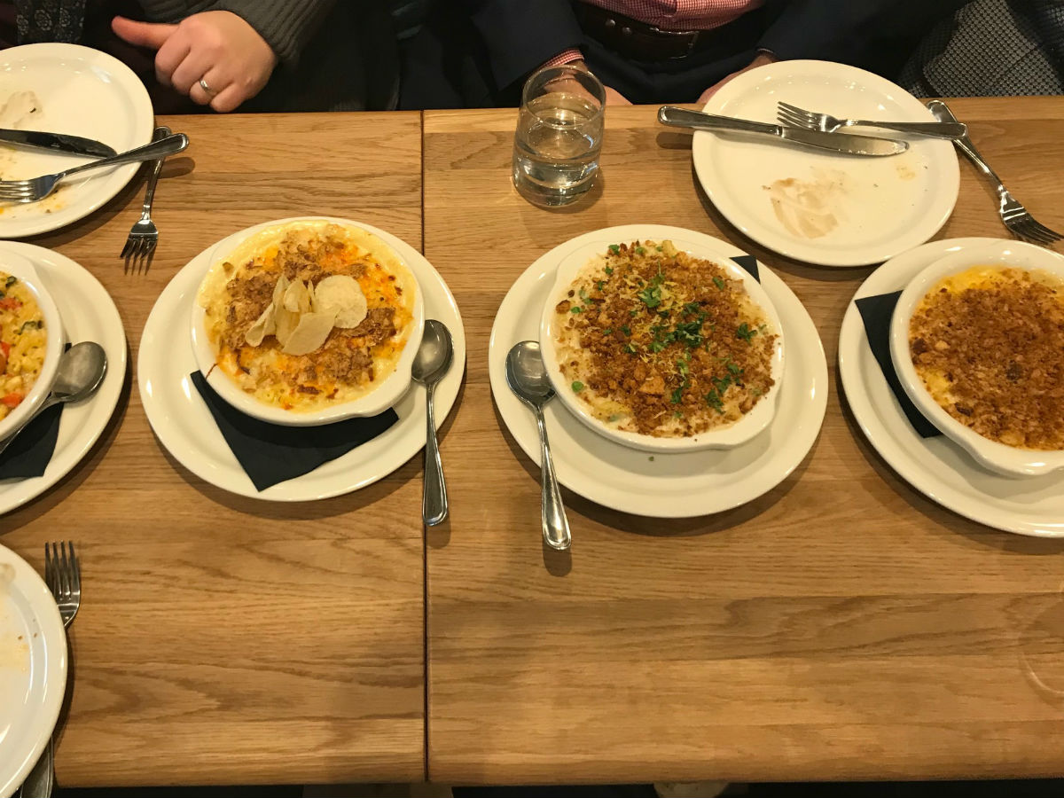 We need to talk about Kevin's... that new mac and cheese place  - Kevin's is a temple to mac and cheese (PCG)