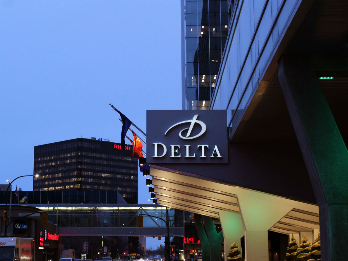 5 things we bet you didn't know about Delta Hotels Winnipeg - The trendy Delta Hotels by Marriott in downtown Winnipeg