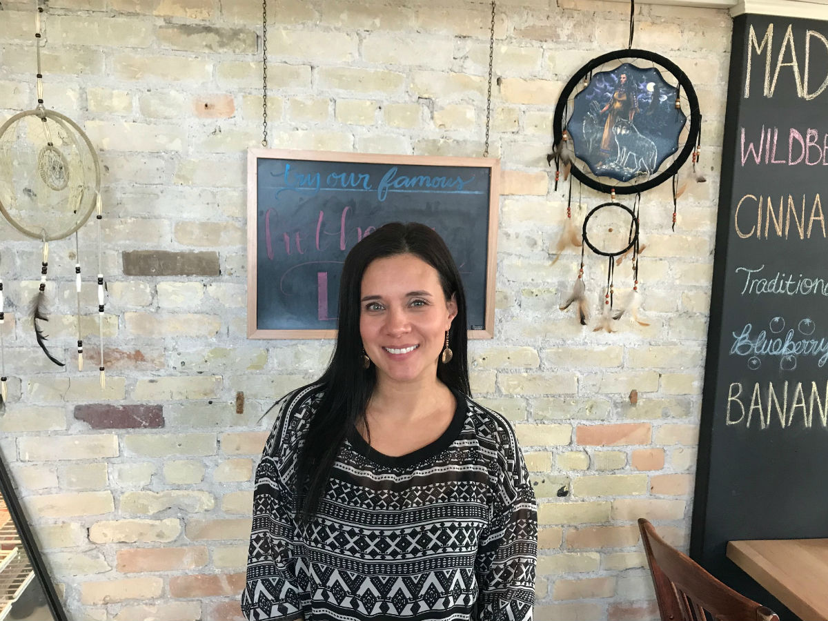 The story behind Feast Café and Bistro, Winnipeg's celebrated Indigenous restaurant - Christa Bruneau-Guenther, chef-owner of Feast (PCG)