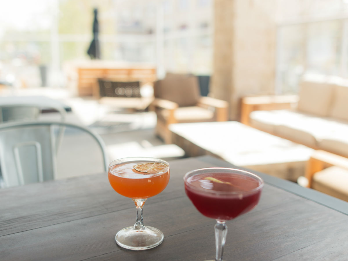 SMITH at Inn at the Forks provides one of the finest al fresco experiences in the city - SMITH's patio has a new look and some new drinks to boot (Co-Pilot Collective)