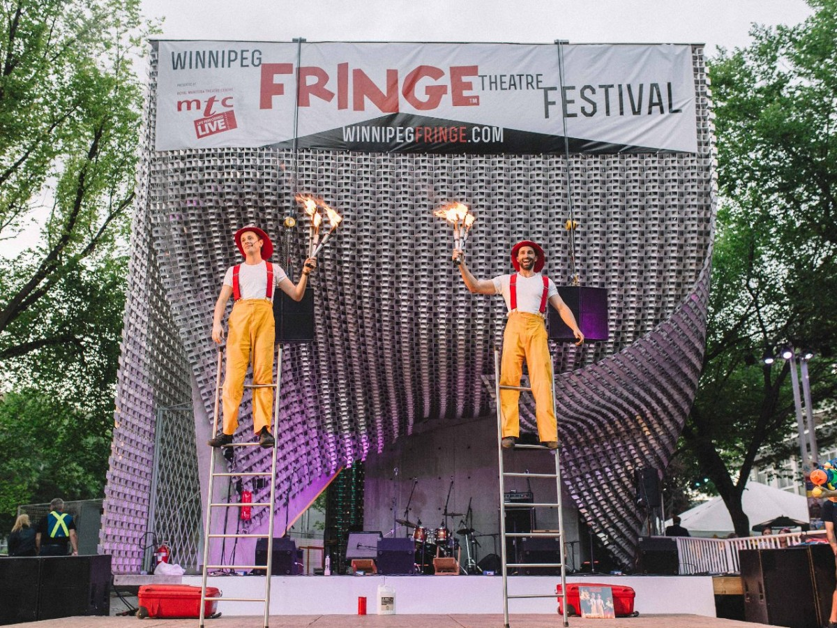 11 of the plays we're most excited about at this year's Winnipeg Fringe Festival - You never know what you'll see at the Fringe (Mike Peters)