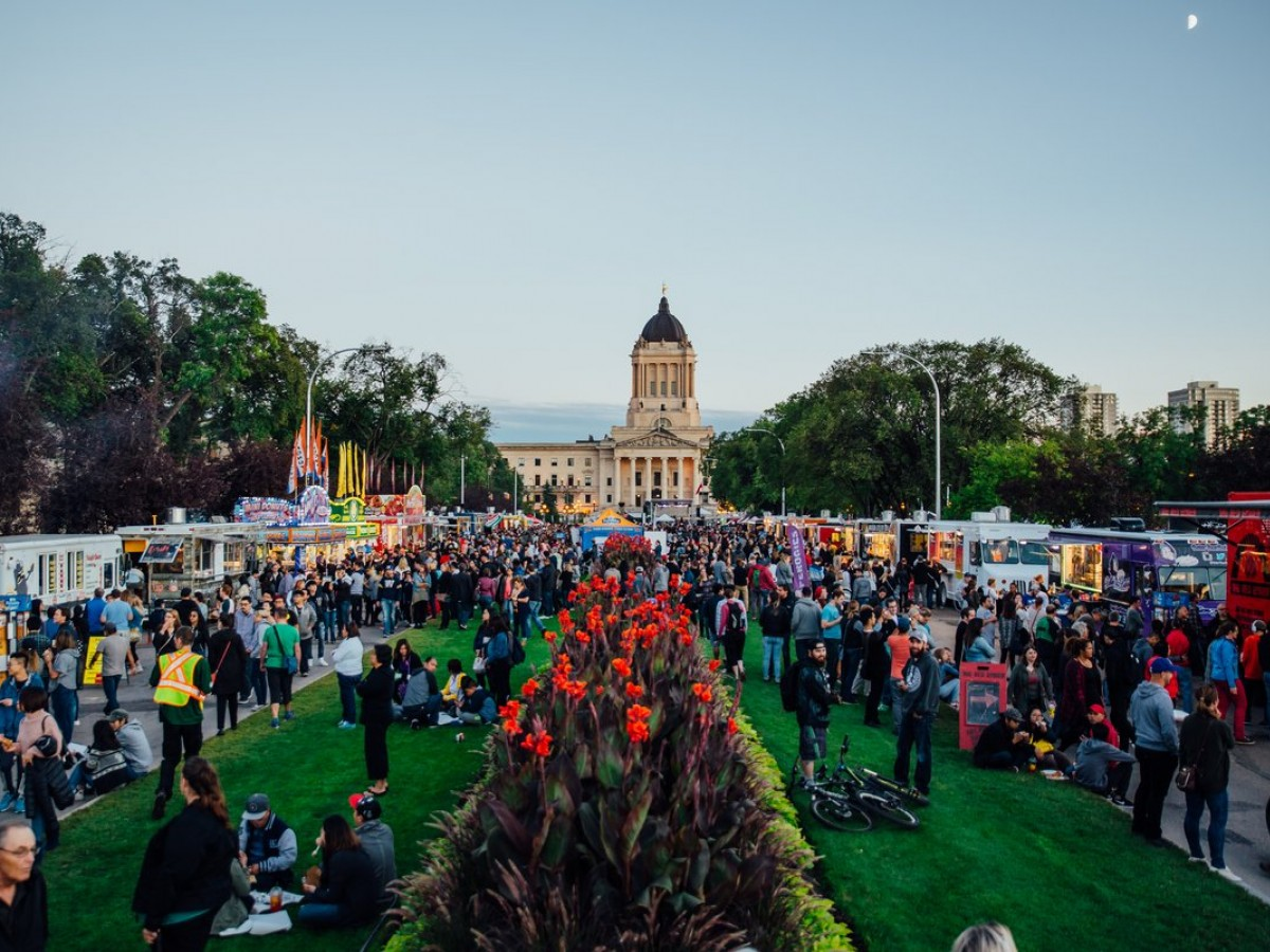 Winnipeg's ManyFest is considering name change to EverythingFest - ManyFest Food Truck Wars (Black and Gold Photography)