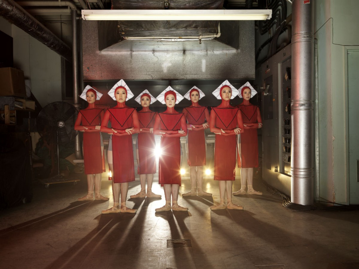 Winnipeg's theatre scene is set to knock your socks off - Canada's Royal Winnipeg Ballet's The Handmaid's Tale will be one of the biggest productions of the 2018-19 performing arts season (photo by David Cooper)