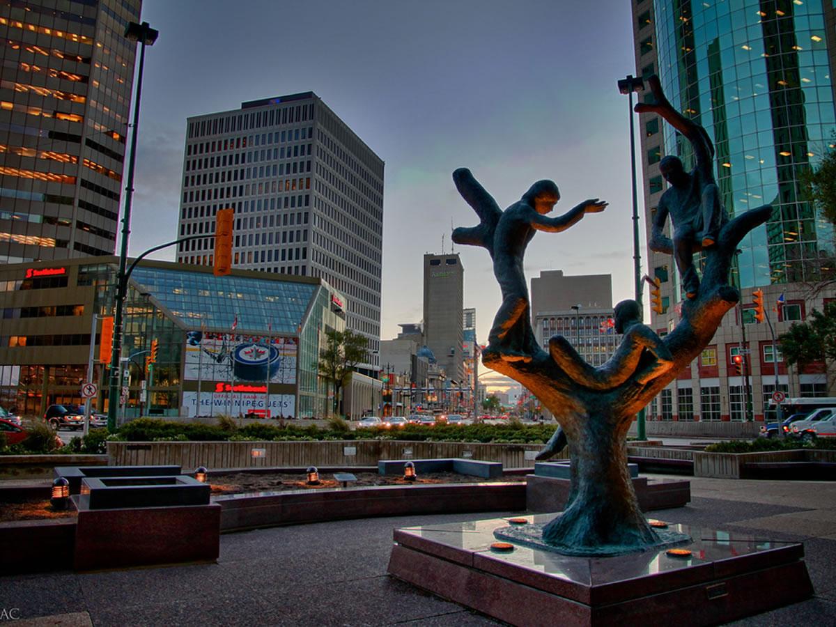 Winnipegger Spotlight: Hit Me With Your Best 100,000 Shots -