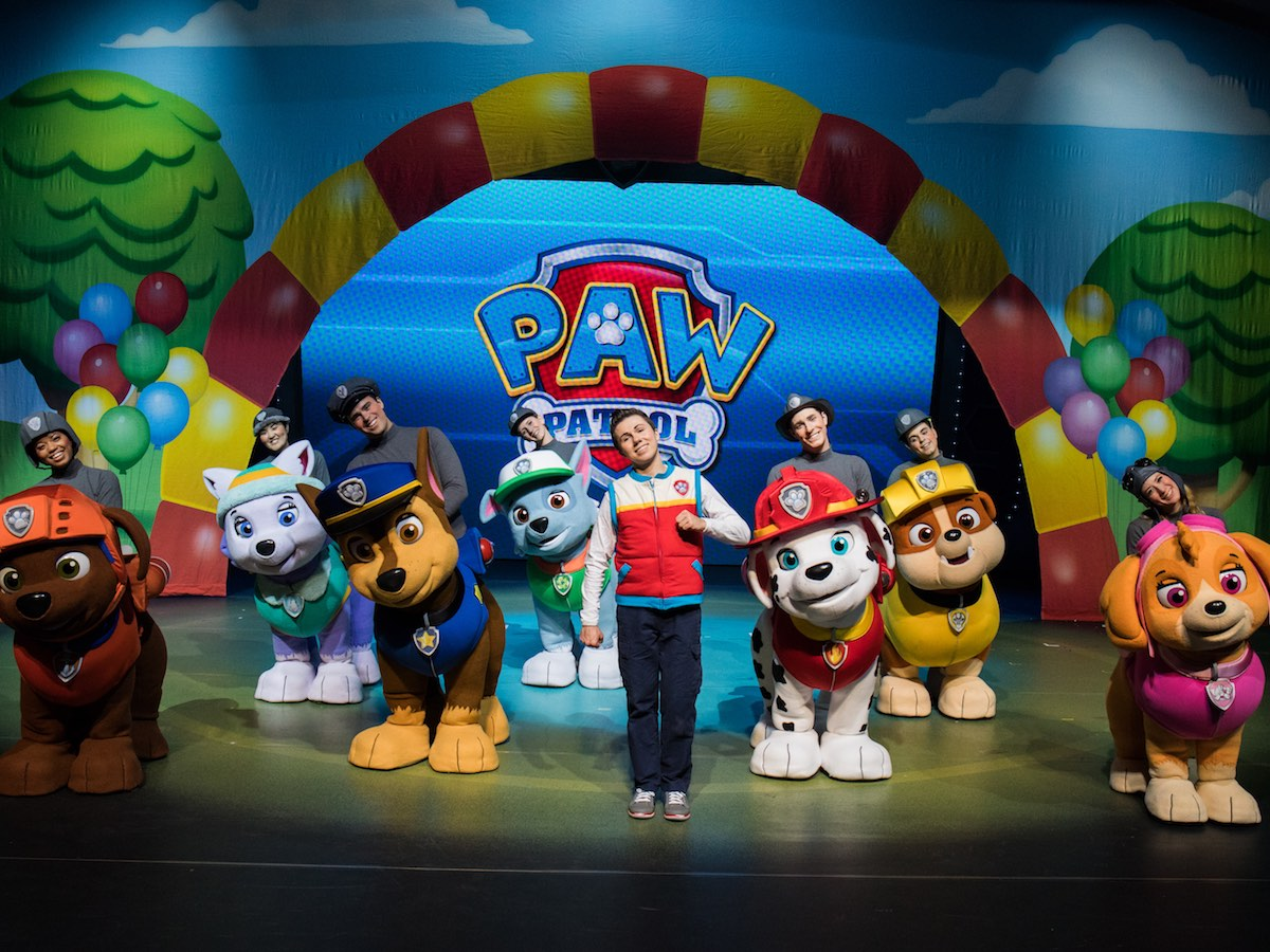 ​Get ready for action with this Winnipeg PAW Patrol checklist - Make your weekend trip to The Peg extra PAWsome | VStar Entertainment / Nickelodeon