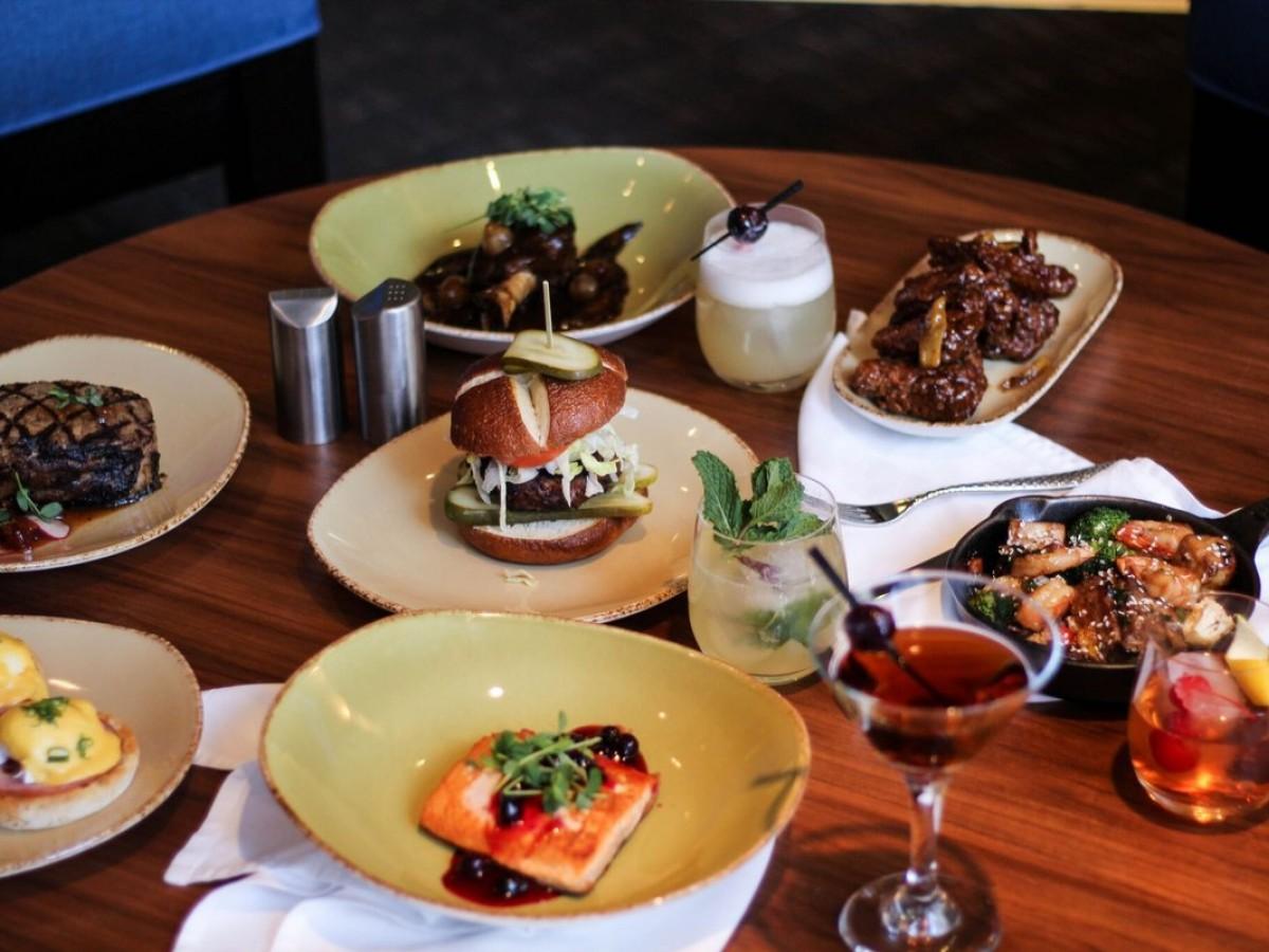 Delta's Blaze Restaurant beckons this spring - A fine selection awaits at Blaze Bistro (Delta Hotels Winnipeg by Marriott)
