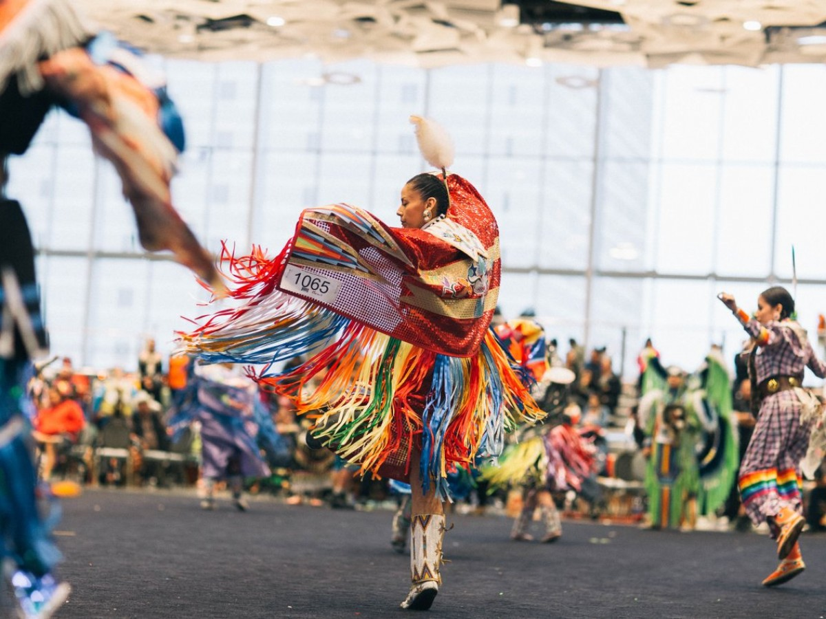 Ignite Your Spirit at the 2019 Manito Ahbee Festival - The Manito Ahbee Pow Wow is the largest pow wow in Canada (photo by Jen Doerksen)