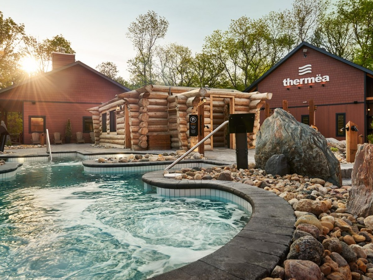 ​Five new reasons to check out Thermëa this summer - Step into instant relaxation at Thermëa. (photo provided by Thermëa)
