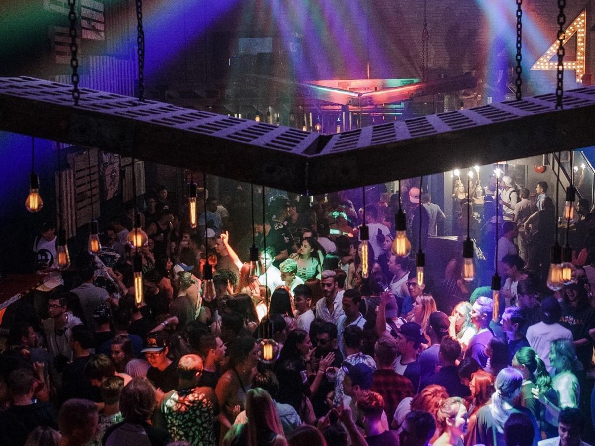 Find me in da (Winnipeg) club - Photo provided by 441 Main.