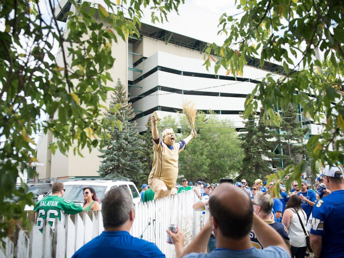 A Bomber fans' guide to Labour Day Weekend in Regina - (Photo provided by Tourism Regina)