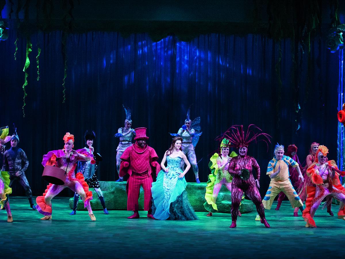 Little Mermaid surfaces at Rainbow Stage -