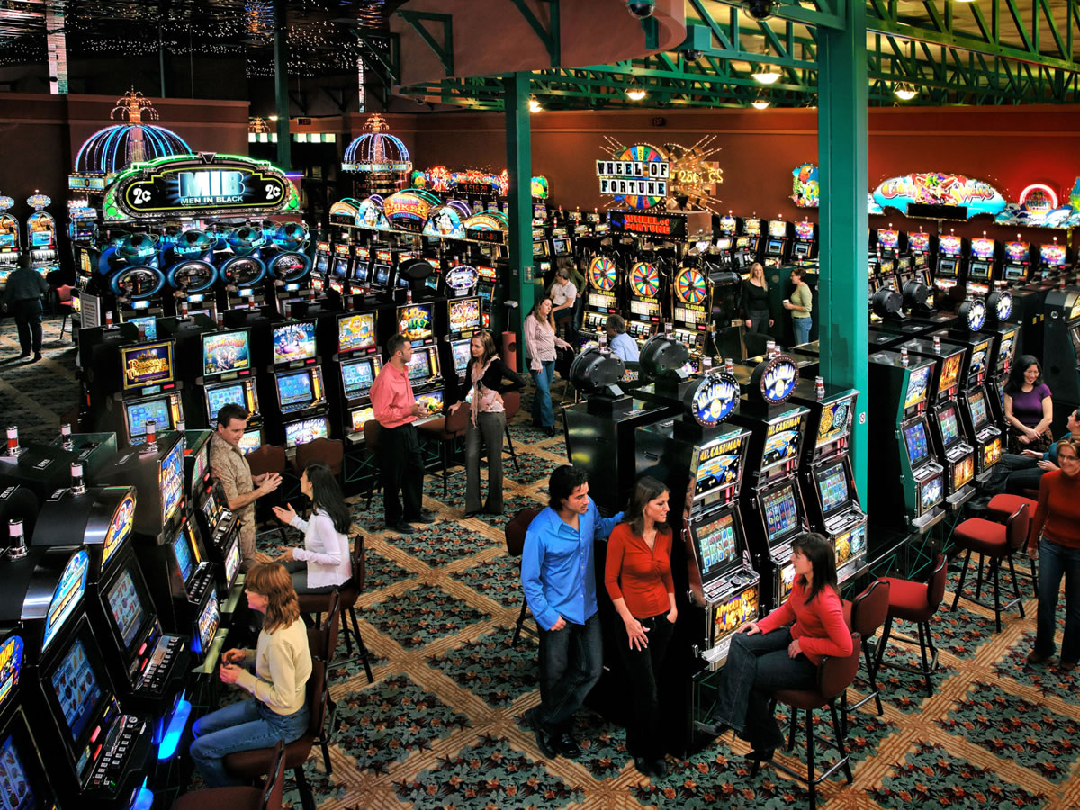 Playing our luck at Club Regent and McPhillips Station Casino -