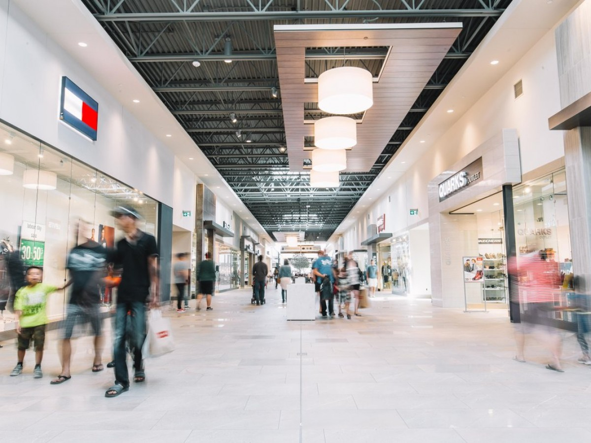 Bang for your buck: Your Black Friday Winnipeg shopping guide - Outlet Collection Winnipeg will be home at 7 a.m. for Black Friday deals (photo by Mike Peters)