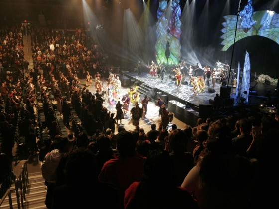 North America's Indigenous cultures come to Winnipeg with Manito Ahbee Festival