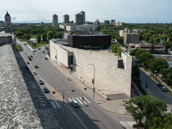 Winnipeg Art Gallery is back in bloom for summer -