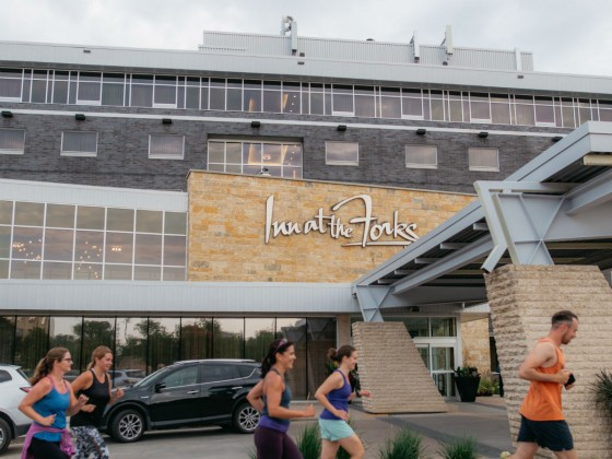 WATCH: Inn at The Forks is back and better than ever