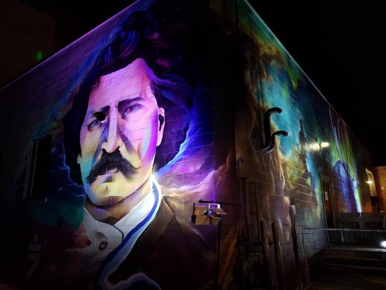 Explore Winnipeg's murals