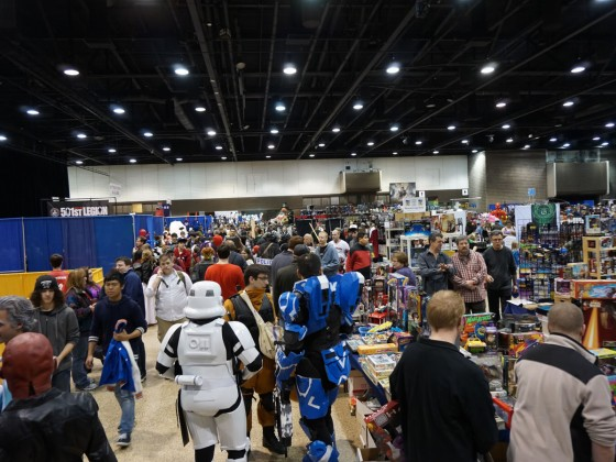 Winnipeg's Central Canada Comic Con is an extravaganza for everyone