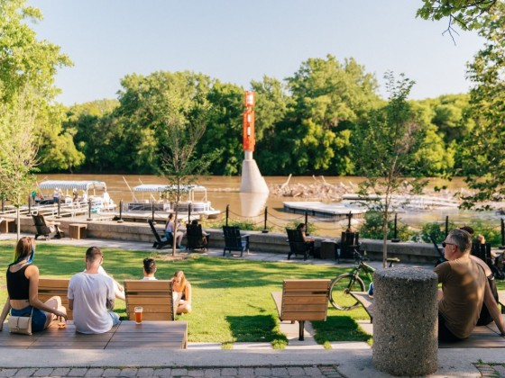 Four things you need to know about The Forks