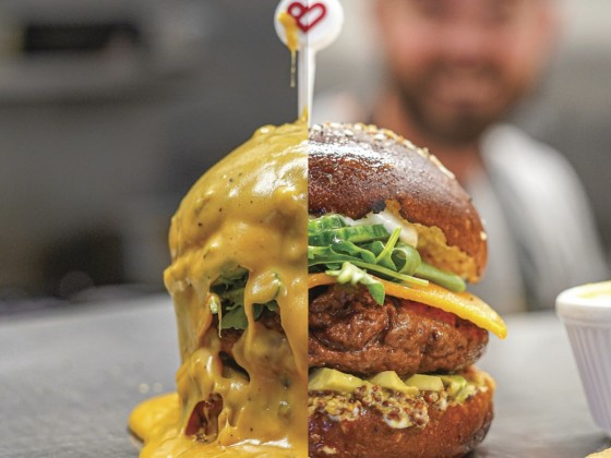 ​Sweet dreams are made of cheese: Le Burger Week 2020 is here