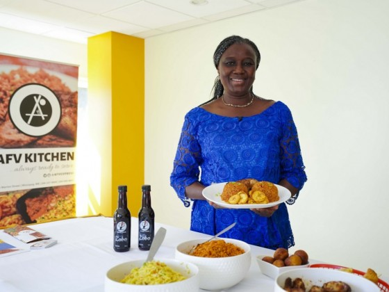 ​AFV Kitchen delivers the flavours of West Africa across Winnipeg