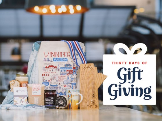 30 Days of Gift Giving Contest