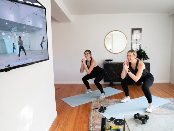 Ten local studios offering virtual workout classes