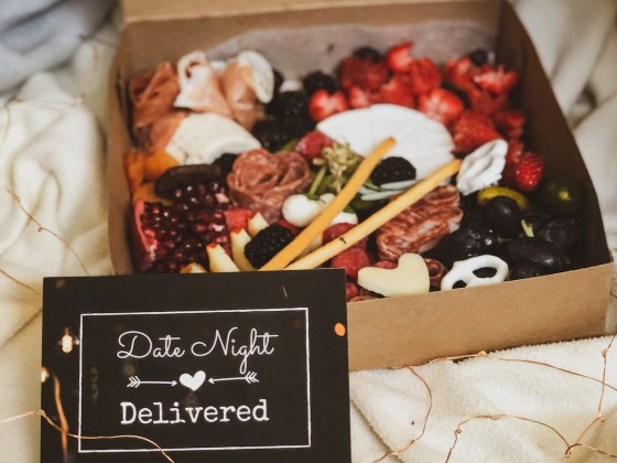 Date Night Delivered service ensures a fun night in for couples -