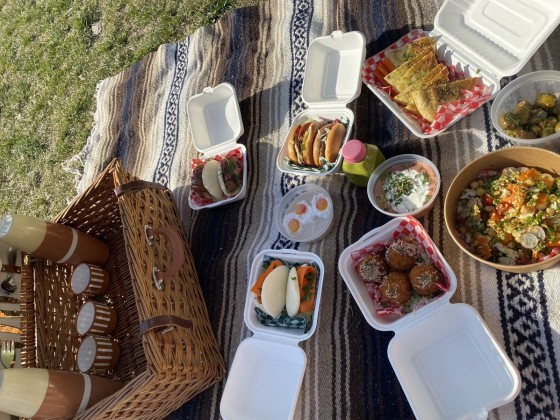 A Peg City Grub picnic guide for the pandemic