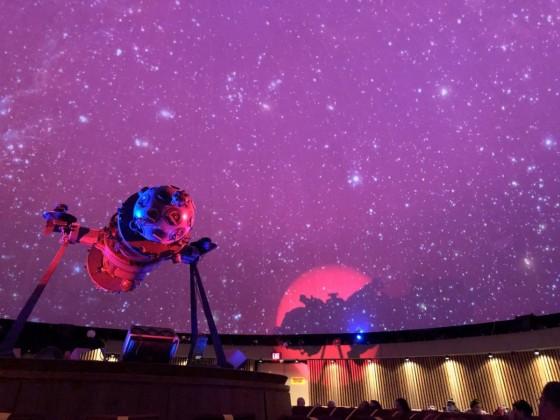 Winnipeg, Manitoba: Canada's Twilight Zone - Planetarium at the Manitoba Museum