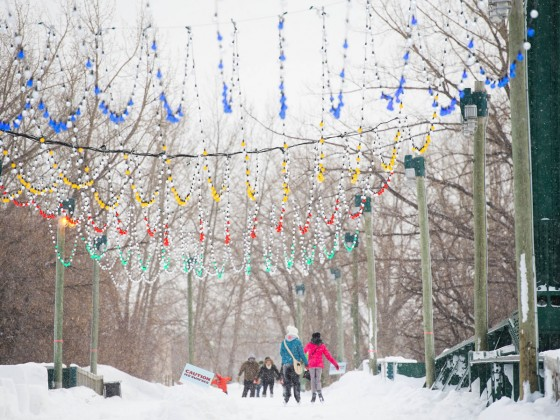 More winter fun than you could imagine at the Forks