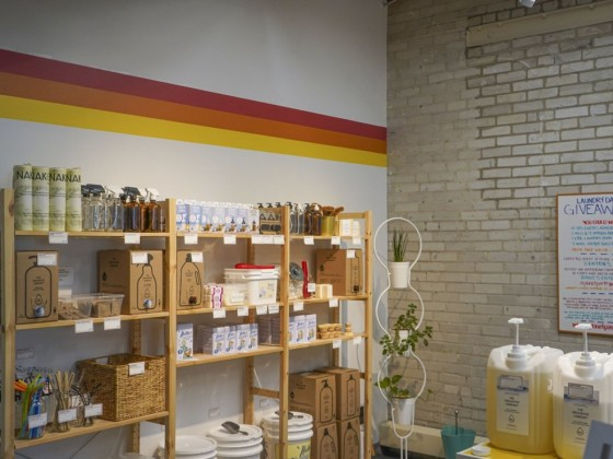 Refilling is so fulfilling when it comes to shopping local  - Planet Pantry has all your refill needs covered (Maddy Reico)