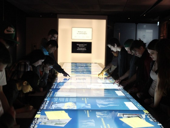 The Canadian Museum for Human Rights is also a world-class classroom