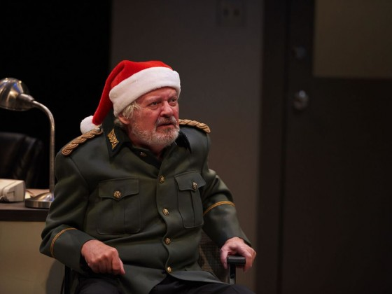 Butcher carves out one intense experience at Prairie Theatre Exchange