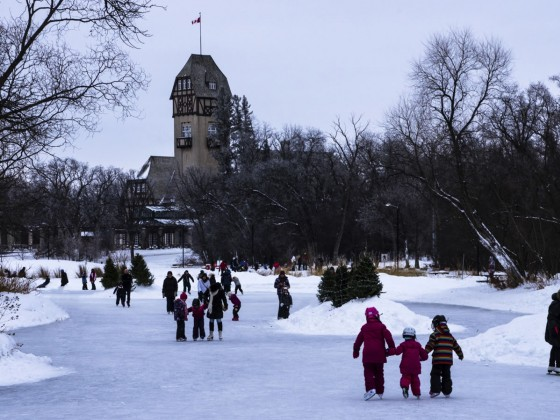 Have fun in the frost this January in Winnipeg