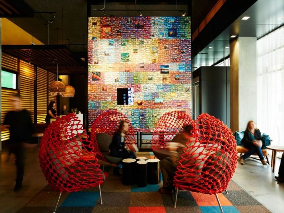 ALT Hotel Winnipeg stylishly puts you right in the action