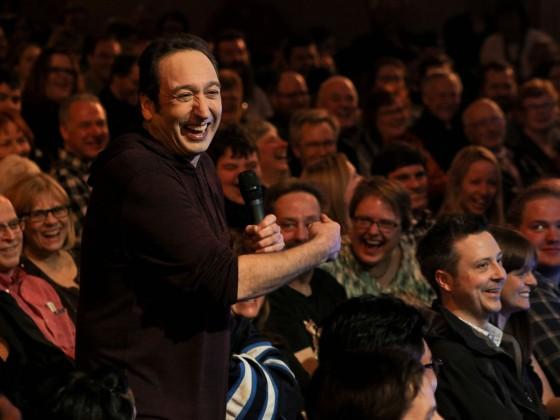Winnipeg is Canada's comedy capital in April